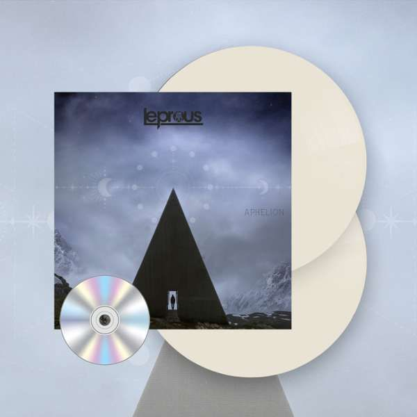 Leprous - 'Aphelion' *EXCLUSIVE* Gatefold Creamy White 2LP+CD - Leprous