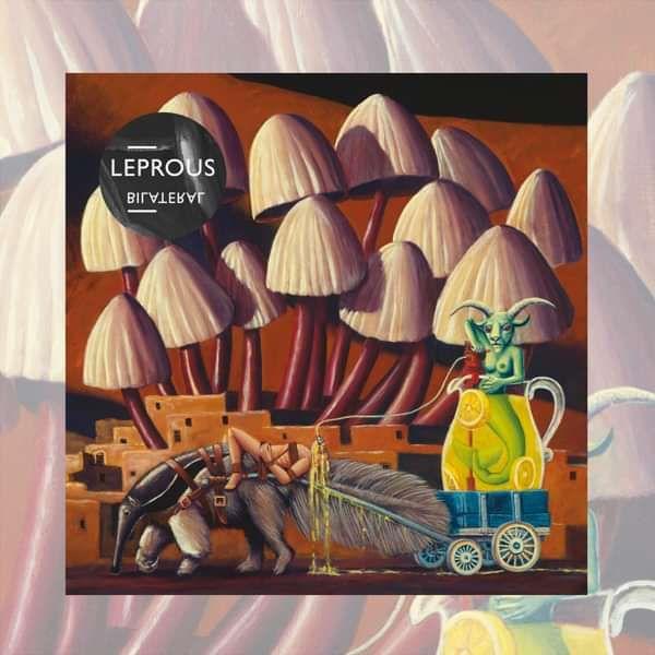 Leprous - 'Bilateral' 2LP+CD - Leprous