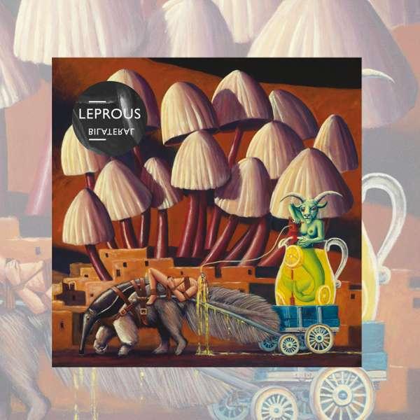 Leprous - 'Bilateral' CD - Leprous