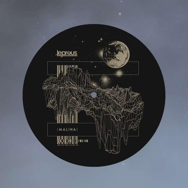 Leprous - 'Floating Point' 12'' Vinyl Slipmat - Leprous