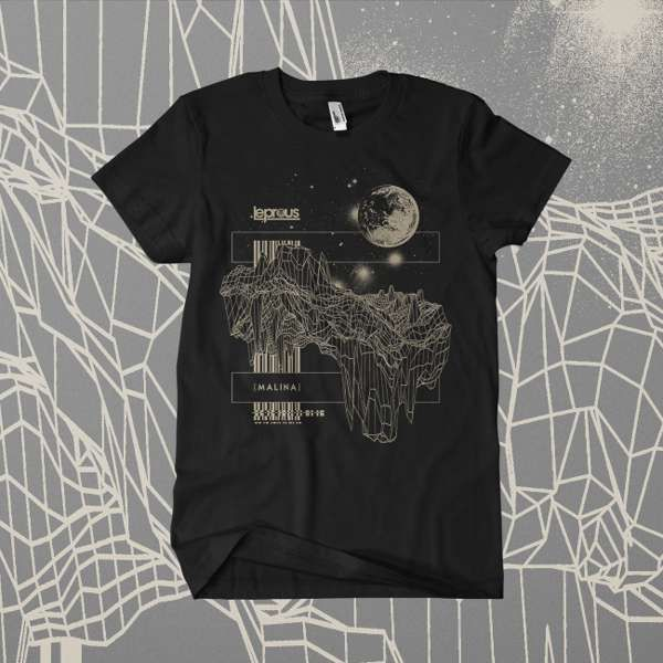 Leprous - 'Floating' T-Shirt - Leprous