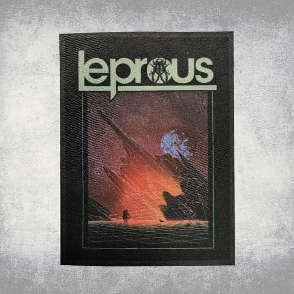 Leprous - 'Malina' Patch - Leprous