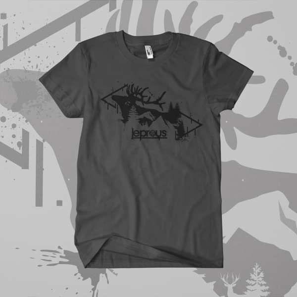Leprous - 'Norway' T-Shirt - Leprous