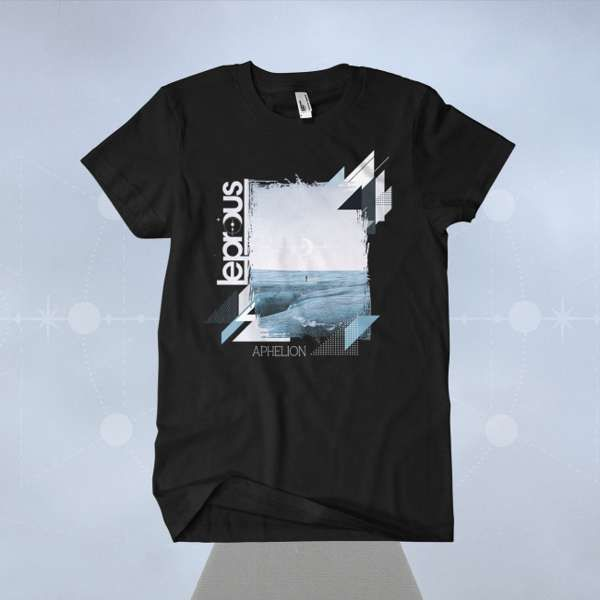 Leprous - 'Silhouette' T-Shirt - Leprous