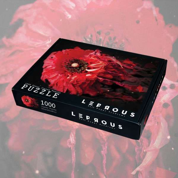 Leprous - 'Tall Poppy Syndrome' 1000 Piece Jigsaw - Leprous