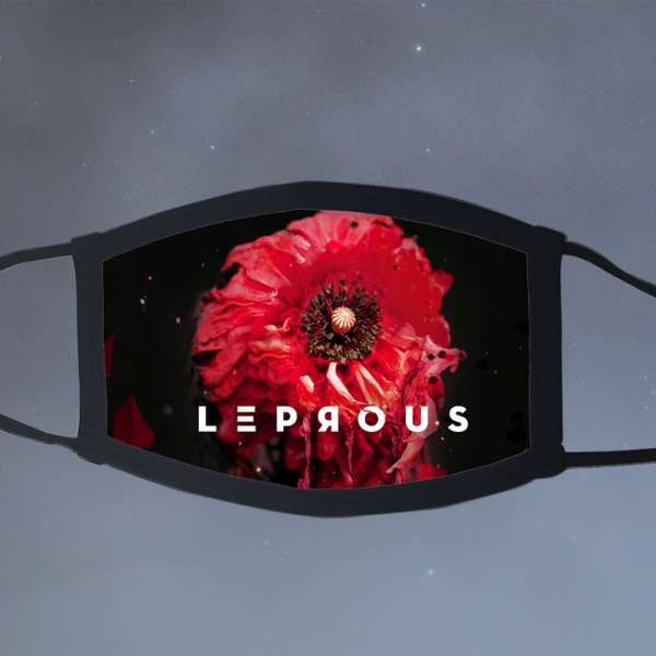 Leprous - 'Tall Poppy Syndrome' Face Mask - Leprous
