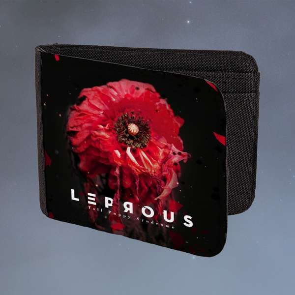 Leprous - 'Tall Poppy Syndrome' Wallet - Leprous