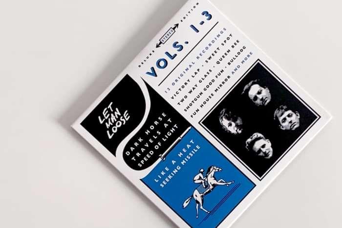Vols. 1-3 2 CD Deluxe Edition - Let Man Loose