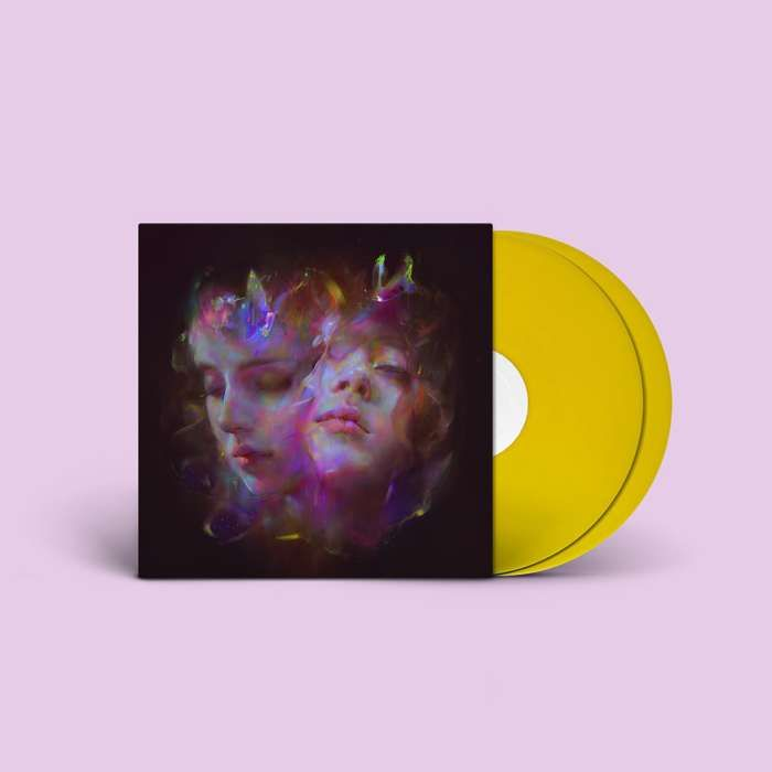 I'm All Ears - Limited Yellow 2LP - Let's Eat Grandma US Store