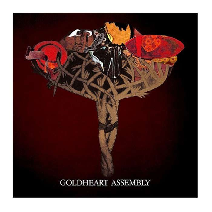 Goldheart Assembly Wolves and Thieves SIGNED CD (CD) - LGM Records