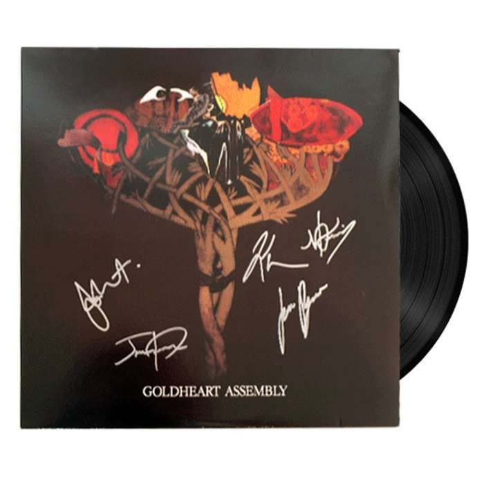 Goldheart Assembly Wolves + Thieves SIGNED (Vinyl) - LGM Records