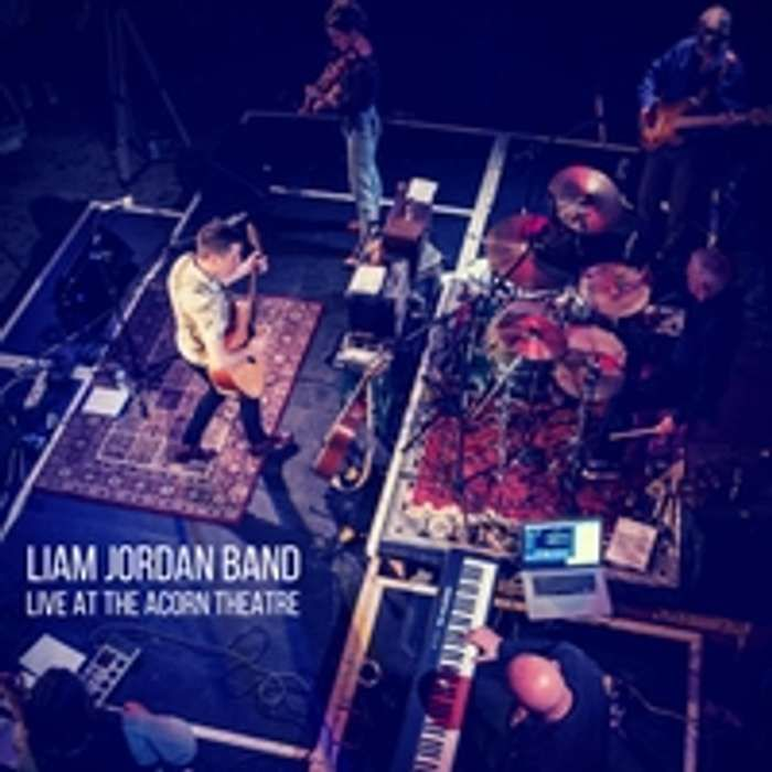 Liam Jordan Band - Live E.P Download - Liam Jordan