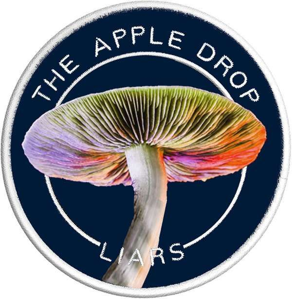 Liars - The Apple Drop - Patch - Liars