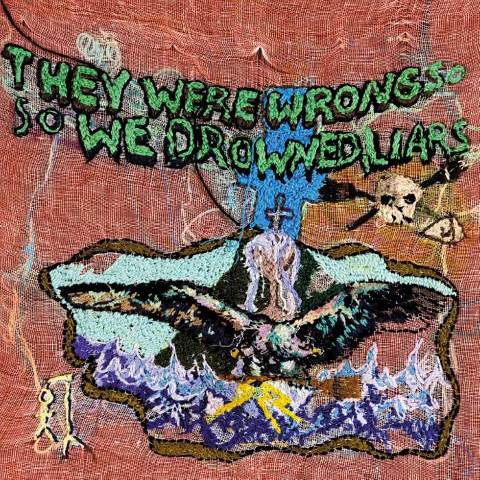 They Were Wrong, So We Drowned - Liars US
