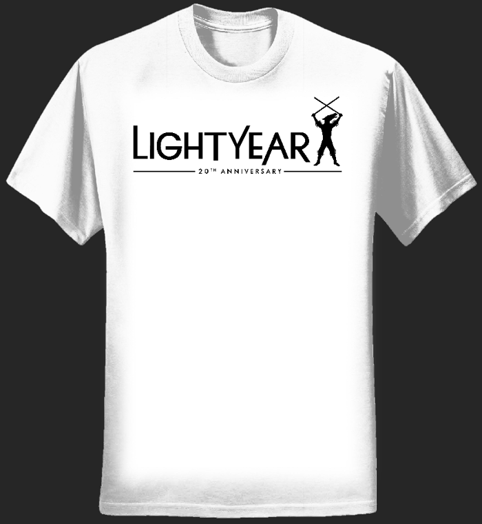 Lightyear 20th Anniversary Shirt - Lightyear