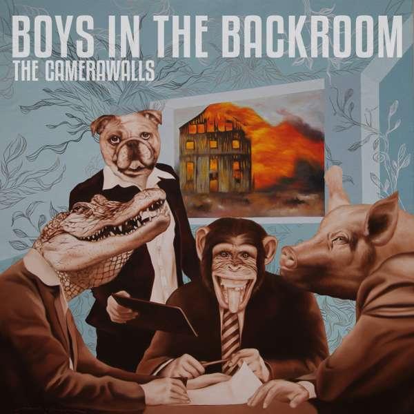Boys In The Backroom - The Camerawalls (Single) - LILYSTARS RECORDS