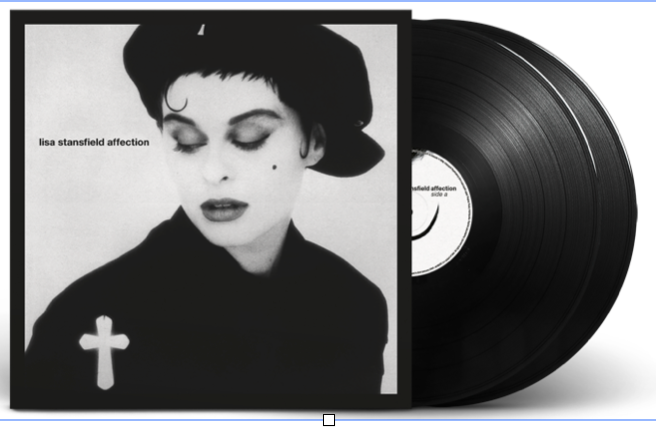 Affection limited edition 2LP + Deeper 2LP vinyl albums now with free tour programme - Lisa Stansfield