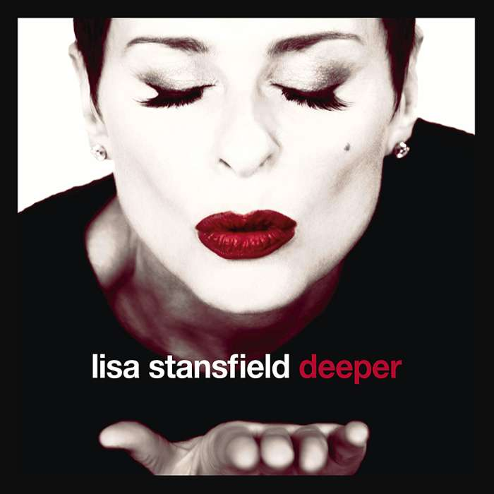 "Deeper 12"" Vinyl Album  Gatefold 180 gram vinyl 2 x LP  - Now with free tour programme - Lisa Stansfield"