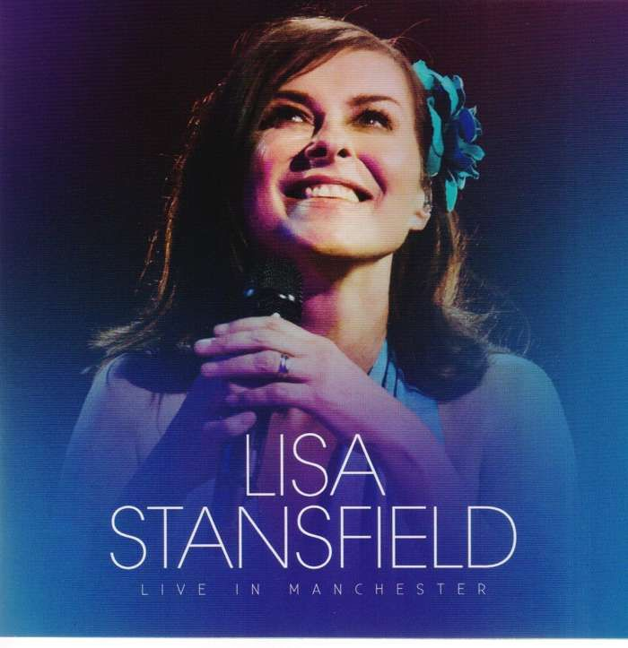 Live in Manchester CD - Lisa Stansfield