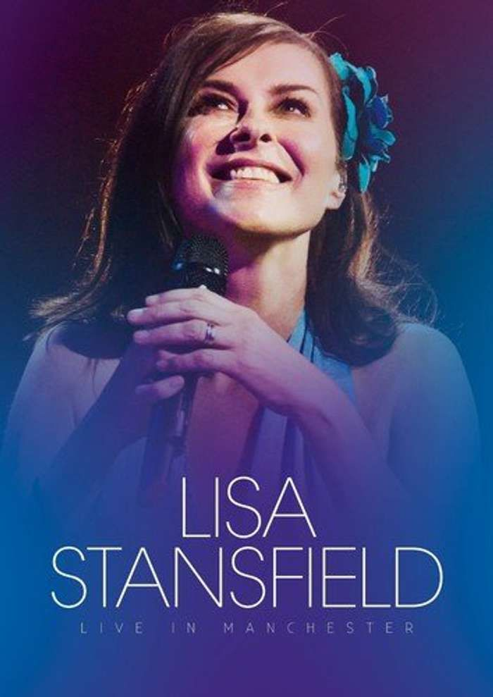 Live in Manchester DVD - Lisa Stansfield
