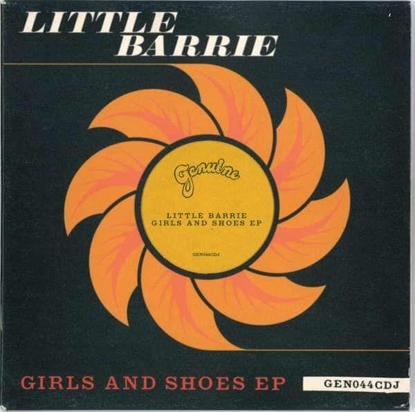 Little Barrie - Girls & Shoes E.P. - Downloads - Little Barrie