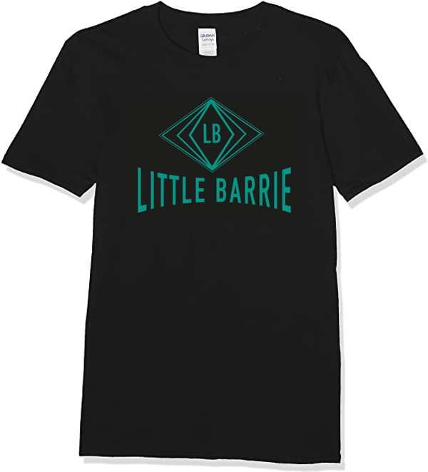 'New' Little Barrie Logo T-shirt - Available from 7th Aug. - Little Barrie