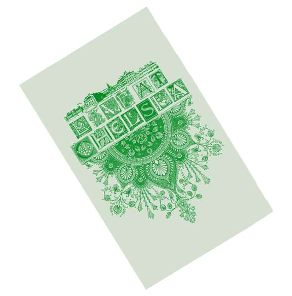 Live At Chelsea Tea Towel - Live At Chelsea