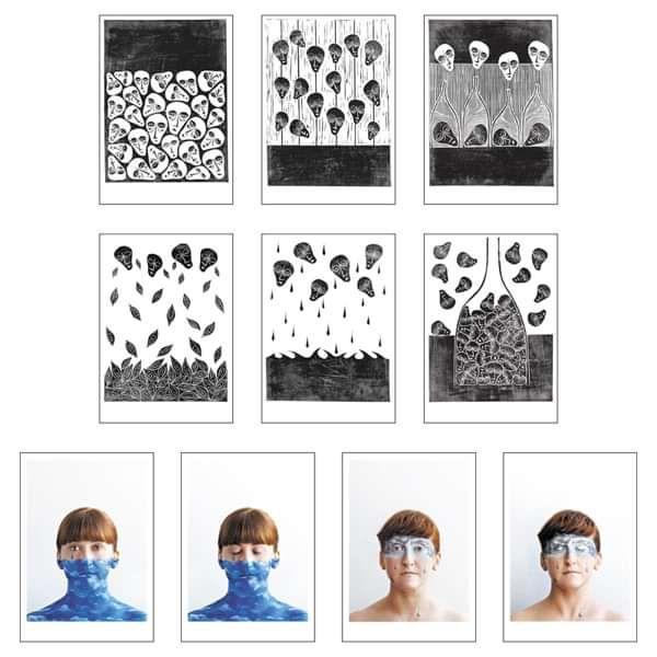 Set of 10 Postcards - Liz Green