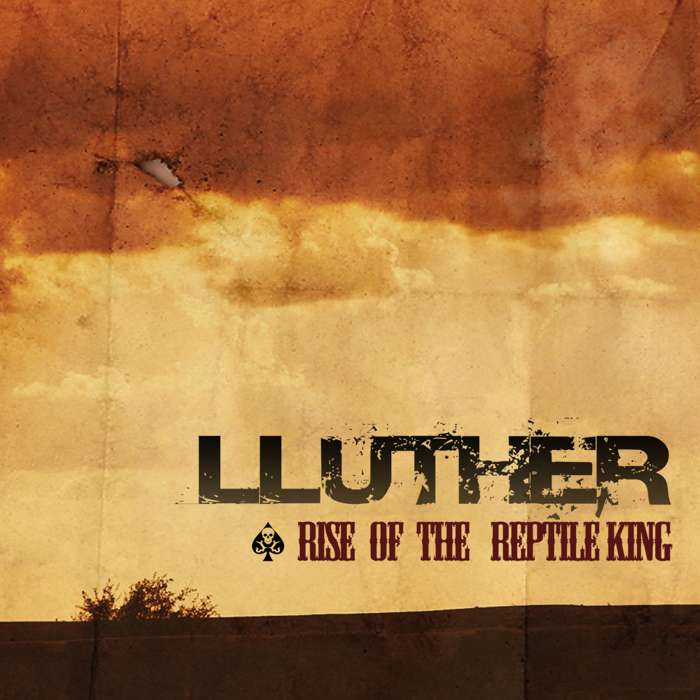 Rise of the Reptile King (MP3) - Lluther