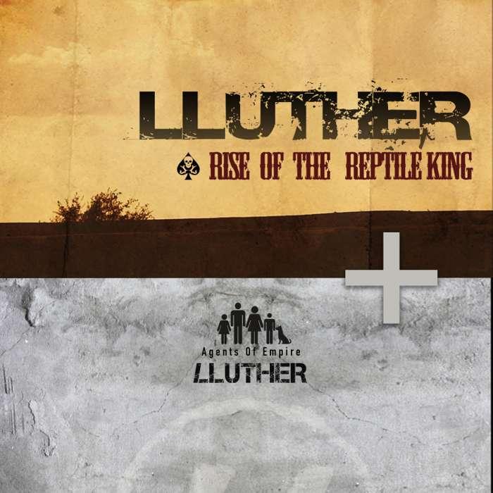 WAV Album Bundle - Lluther