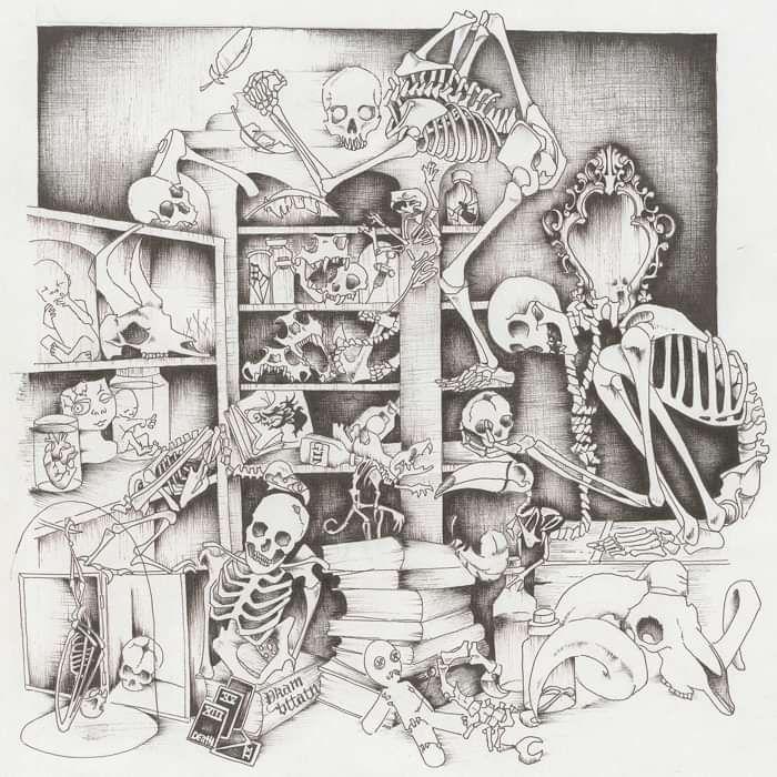 Skeletal Blues CD - LOCKS