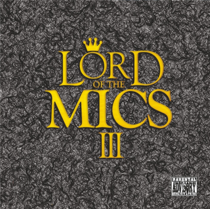 Lord of the Mics 3 (CD/DVD) - Lord of the Mics