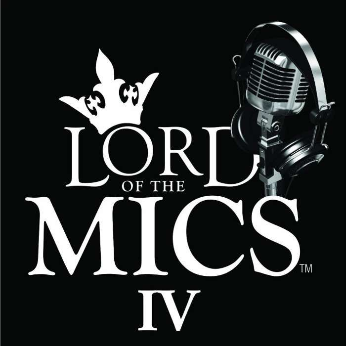 Lord of the Mics 4 (CD/DVD) - Lord of the Mics