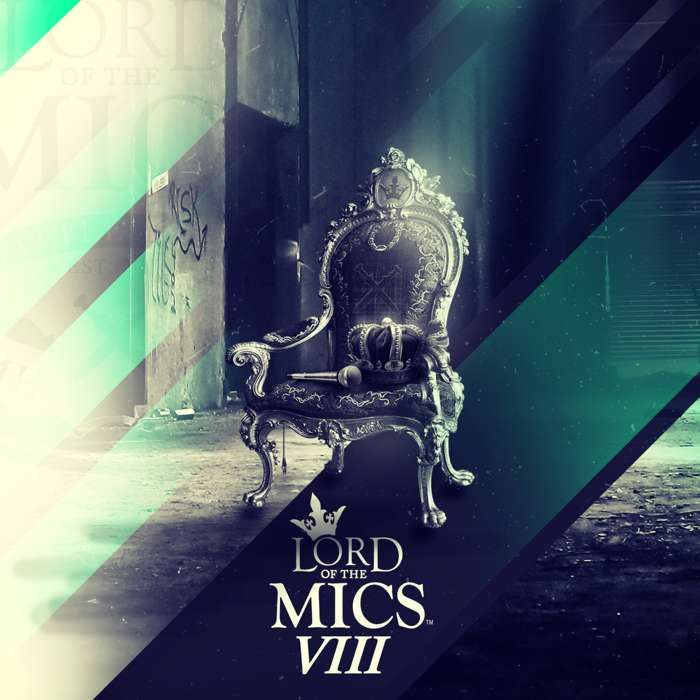 Lord Of The Mics 8 (CD/DVD) - Lord of the Mics
