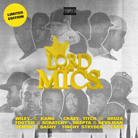 LOTM 1 & 2 (Double DVD) - Lord of the Mics