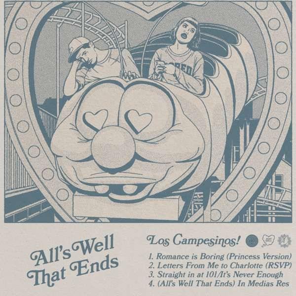 All's Well That Ends Download (WAV) - Los Campesinos!