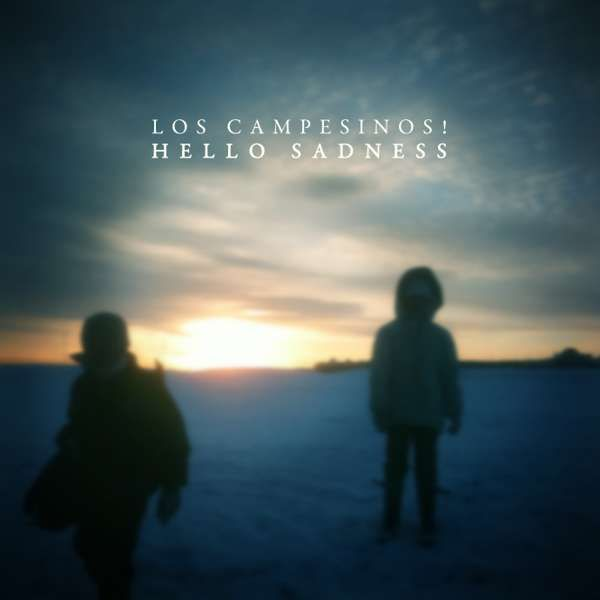 Hello Sadness CD - Los Campesinos!