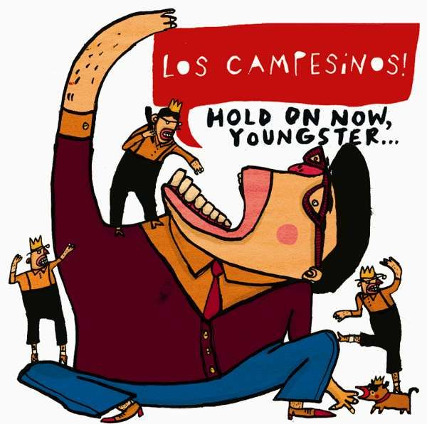 Hold On Now, Youngster... (Deluxe Remastered Edition) LP - Los Campesinos!