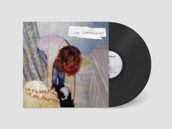 We Are Beautiful, We Are Doomed (Remastered Edition) LP - Los Campesinos!