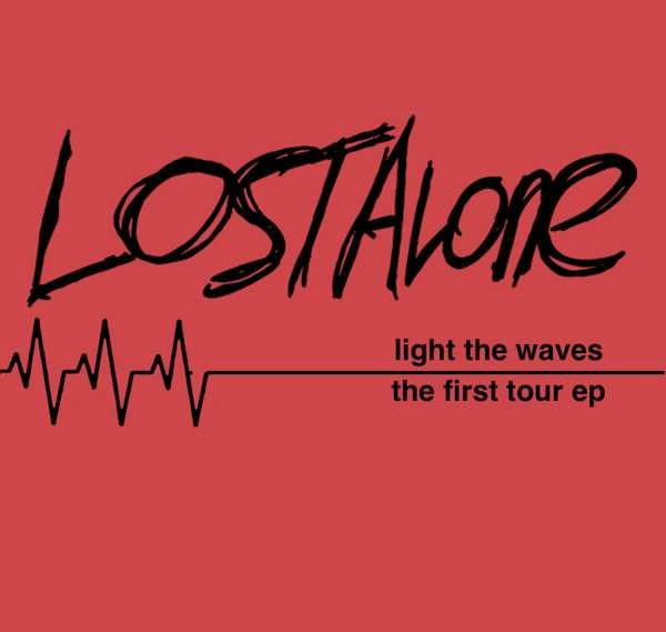 Light The Waves - EP [Digital download] - LostAlone