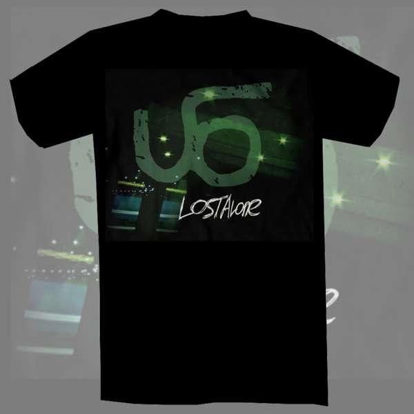 'Lights' T Shirt - LostAlone