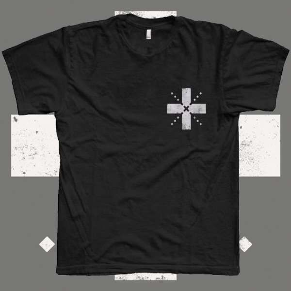 'Shapes Of Screams' T Shirt - Ltd Edition - LostAlone