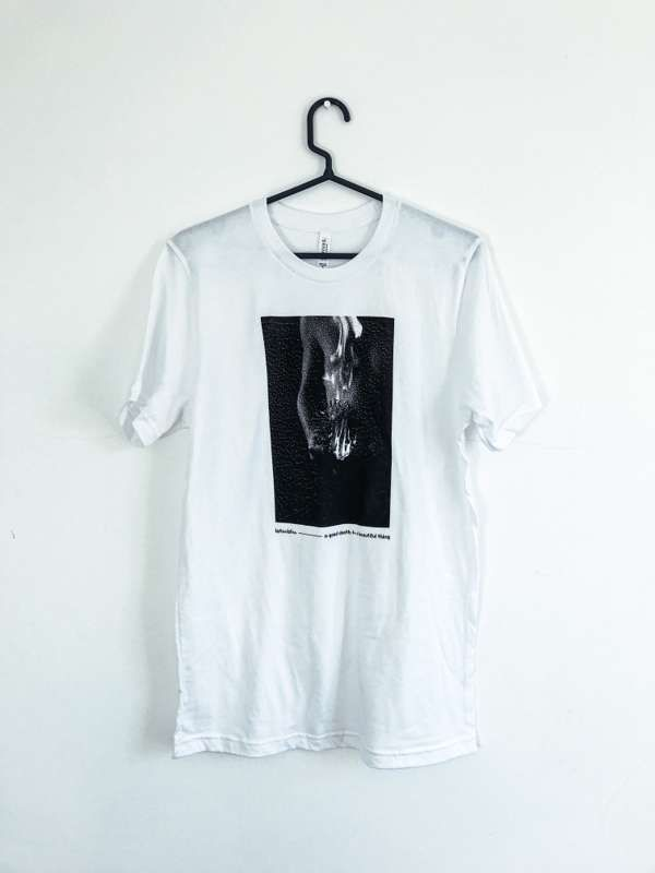 AGDIABT T-Shirt - White - lotusbliss