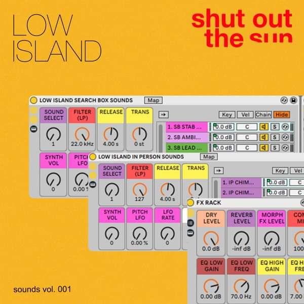 Low Island Sounds v. 001 VSTs - Low Island
