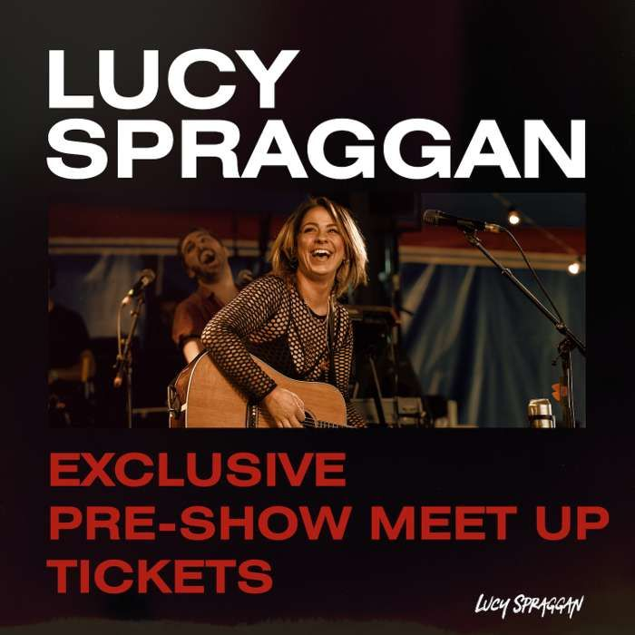 Leaf, Liverpool Pre-Show Meet Up - Lucy Spraggan