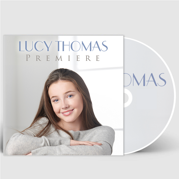 Premiere (Signed CD) - Lucy Thomas