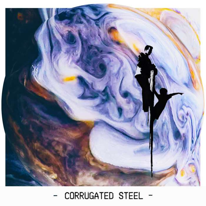 Corrugated Steel - Luna Rosa