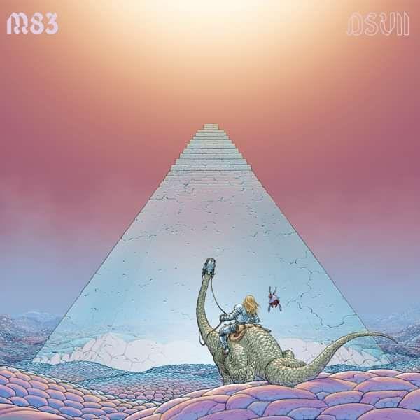 M83: DSVII Pink Galaxy LP - M83