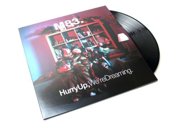 M83 - Hurry Up, We're Dreaming 2xLP - M83