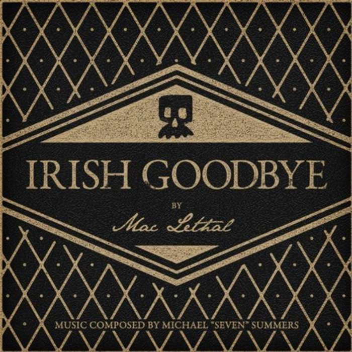Irish Goodbye CD - Mac Lethal